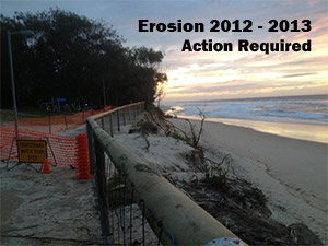 Erosion 2012-2013 Action Required