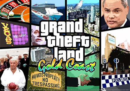Land Theft Auto