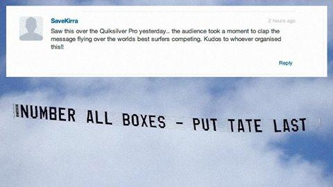 Put Tate Last