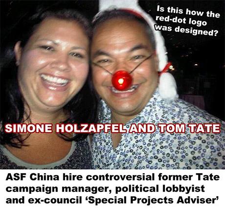 Simone HOLZAPFEL Tom Tate
