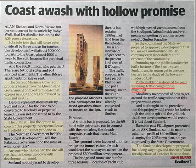 Sunland - Hollow Promises