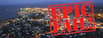 Townsville Terminal Failure