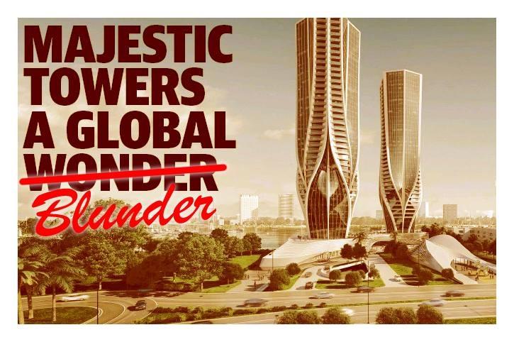 Sunland Global Blunder